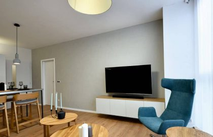 """למכירה במרכז פילזן דירת 2+KK בגודל 50 מ""""ר"""