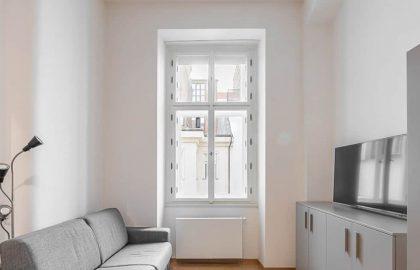 """למכירה בפראג 8 דירת 1+kk בגודל 52 מ""""ר"""