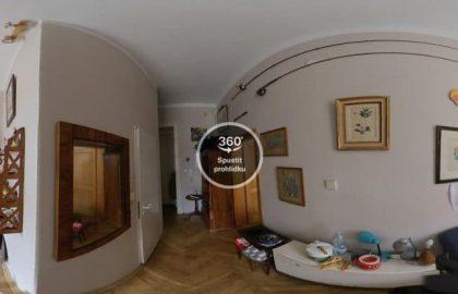 """למכירה בפראג 5 דירת 1+1 בגודל 42 מ""""ר"""