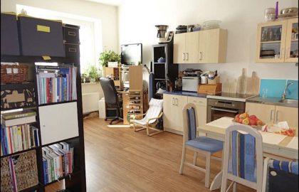 """למכירה בפראג 6 דירת 2+kk בגודל 55 מ""""ר"""
