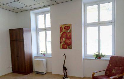 """למכירה בפילזן דירת 1+kk בגודל 33 מ""""ר"""