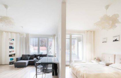 """למכירה בפראג 5 דירת 2+kk בגודל 53 מ""""ר"""