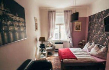 """למכירה בפראג 3 דירת 2+KK בגודל 46 מ""""ר"""