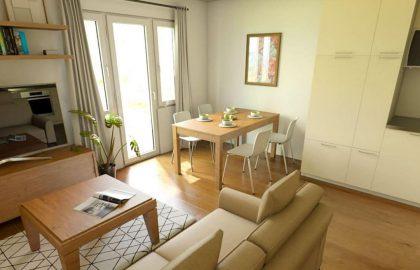 """למכירה בפראג 10 דירת 2+kk בגודל 45 מ""""ר"""