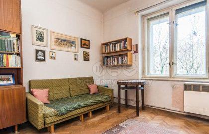 """למכירה בפראג 8 דירת 1+1 בגודל 51 מ""""ר"""