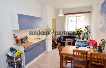 """למכירה בפראג 8 דירת 2+KK בגודל 52 מ""""ר"""