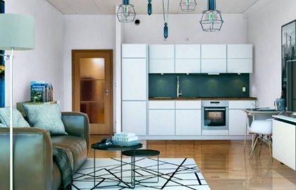 """למכירה בפראג 9 דירת 2+KK בגודל 57 מ""""ר"""