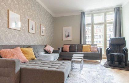"""למכירה בפראג 1 דירת 3+1 בגודל 87 מ""""ר"""