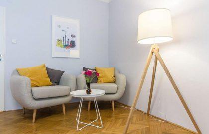 """למכירה בפראג 1 דירת 1+KK בגודל 25 מ""""ר"""