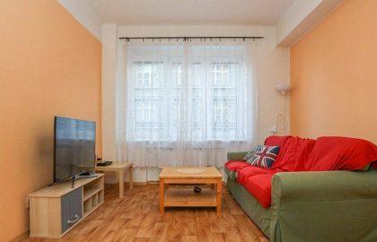 """למכירה בפראג 6 דירת 2+KK בגודל 45 מ""""ר"""