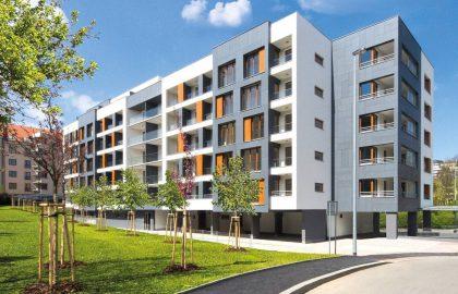 """למכירה בפראג 6 – דירת 34 מ""""ר 1 +KK"""