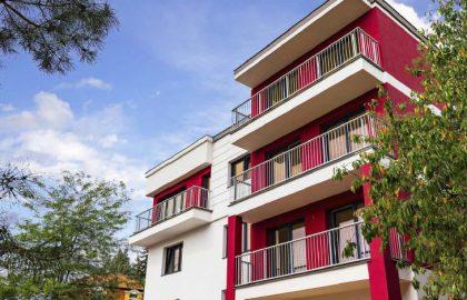 למכירה דירות יפהפיות בפראג 10 בפרויקט מגורים חדש