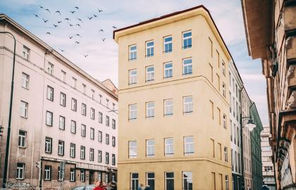 למכירה דירות תיירות חדשות ומשופצות במרכז העיר העתיקה של פראג
