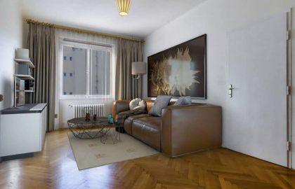 """למכירה בפראג 1 דירת 2+1 בגודל 58 מ""""ר"""