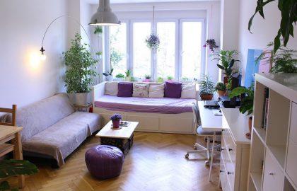 """למכירה בפראג 4 דירת 2+KK בגודל 50 מ""""ר"""