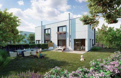 """למכירה בפראג 5 בית פרטי בגודל 147 מ""""ר"""