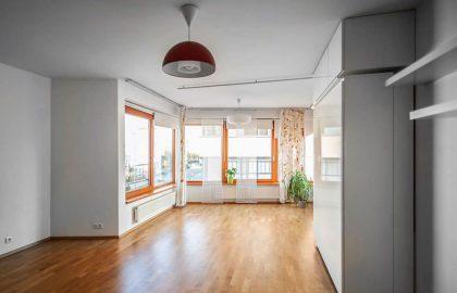 """למכירה בפראג 4 דירת 2+KK בגודל 54 מ""""ר"""