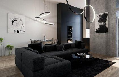 """למכירה בפראג 1 דירת 1+KK בגודל 45 מ""""ר"""
