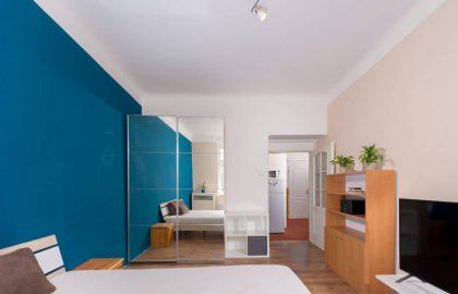 """למכירה בפראג 7 דירת 2+1 בגודל 48 מ""""ר"""